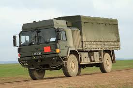Support contract for UK Army MAN Support Vehicle Fleet in British MOD Forces Germany